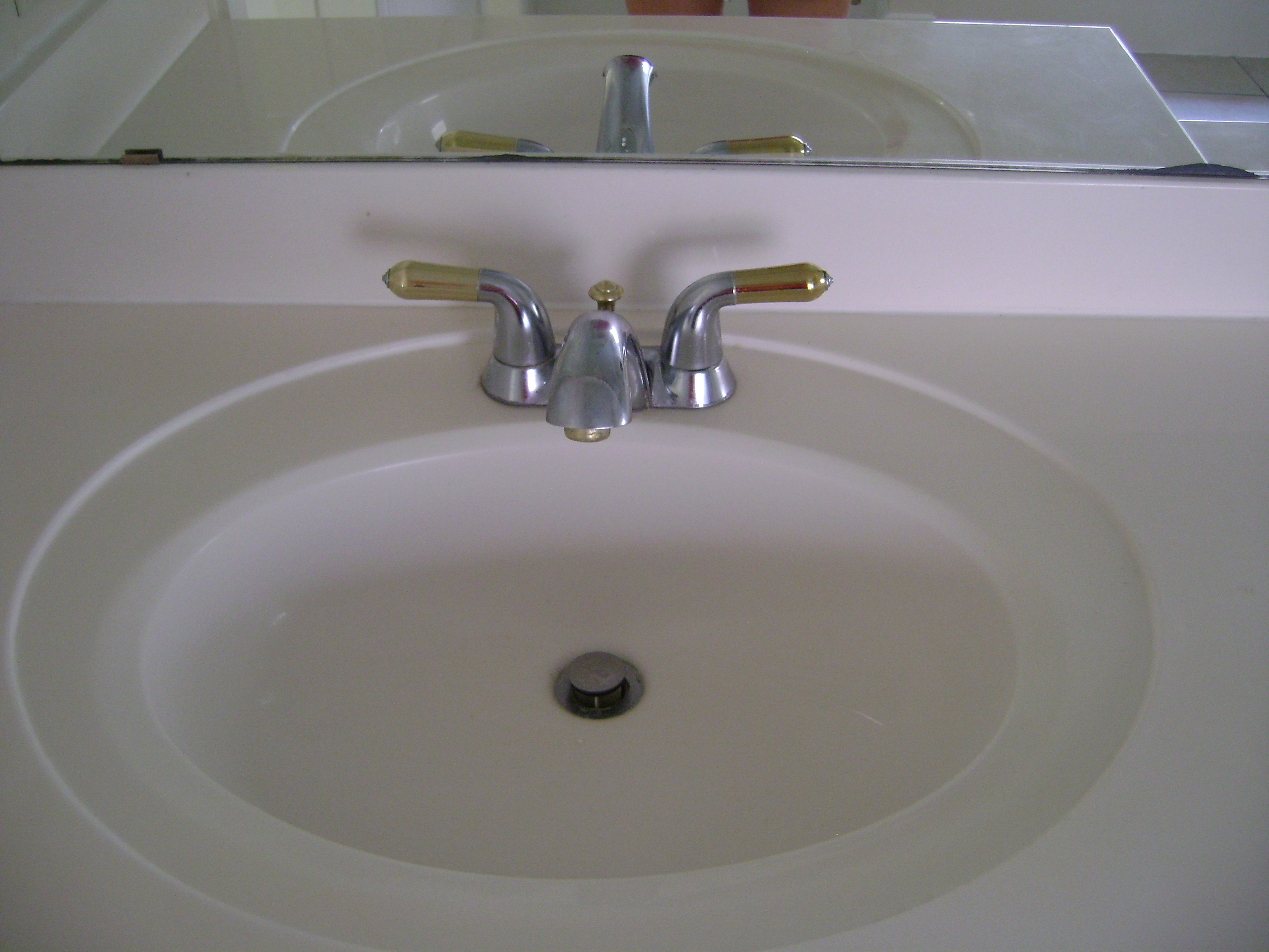 How to install a bidet faucet bathroom - How to replace a bathroom sink faucet ...